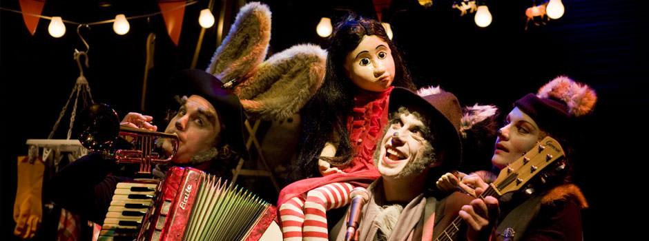 Terrapin contemporary puppet theatre