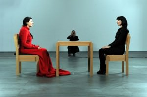 "MoMA Celebrates The ""Marina Abramovic: The Artist Is Present"" Exhibition"