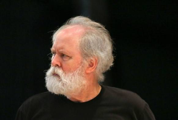 John Lithgow as King Lear