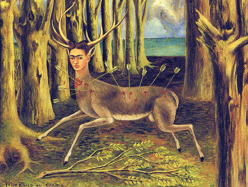 frida-kahlo-self-portrait-as-wounded-deer-3