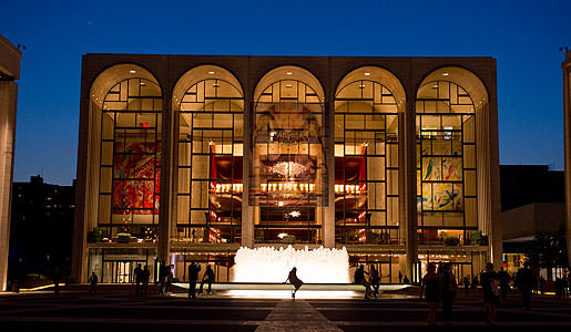 7 The Metropolitan Opera House out