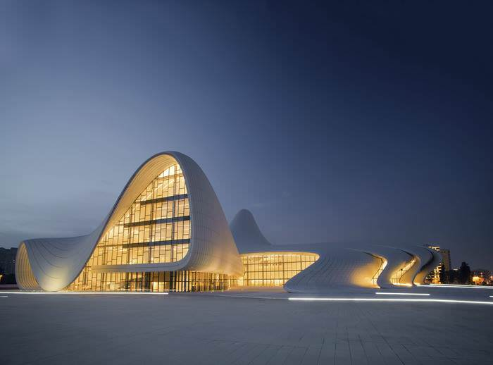 Baku Contemporary Art Museum