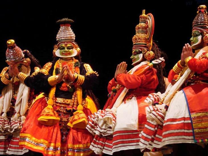Krishna Theatre, India