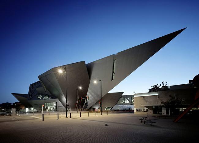 The Denver Art Museum, Denver