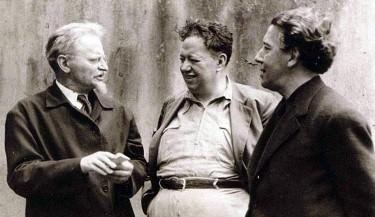 Trotsky Riveraand Breton