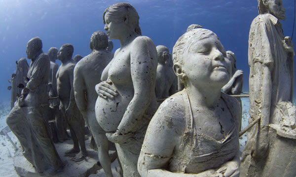 underwater sculptures 14