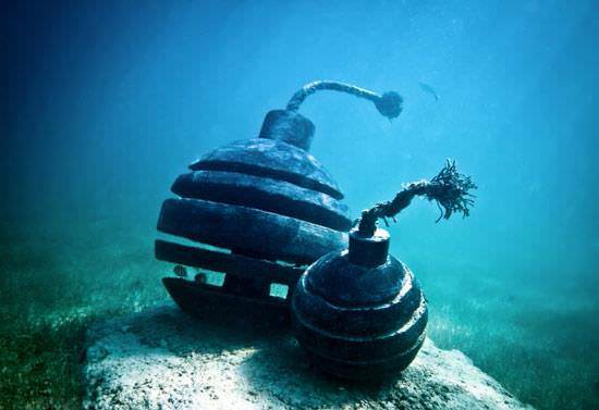 underwater sculptures 3