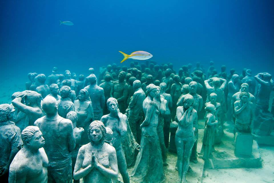 underwater sculptures 6
