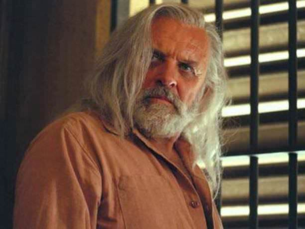 Anthony Hopkins as Ethan Powell in Instinct, 1999