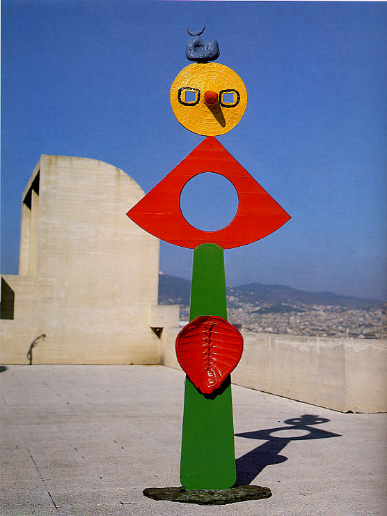 Joan Miro, Famous Spanish Surrealist Artist - World of Theatre and ...