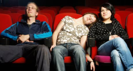 sleep in theatre