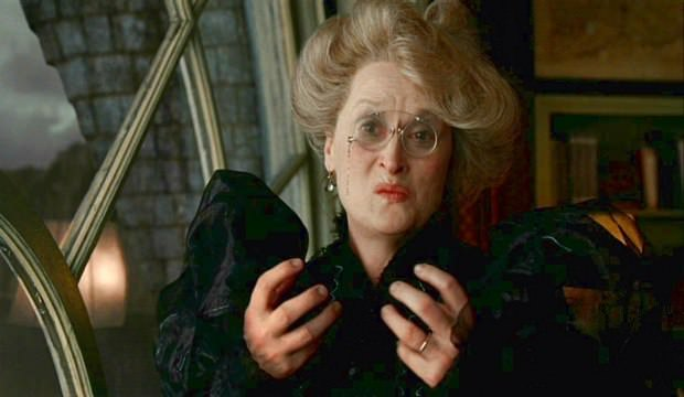As Aunt Josephine, Lemony Snicket's A Series of Unfortunate Events (2004)