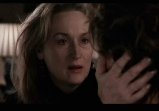 Meryl Streep as Clarissa Vaughan in The Hours – 2002