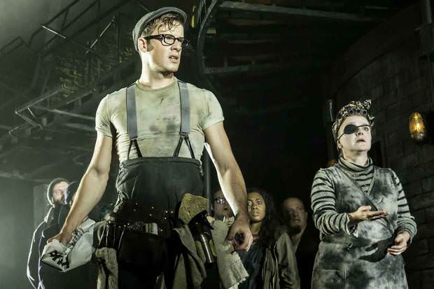 Urinetown at the Apollo Theatre