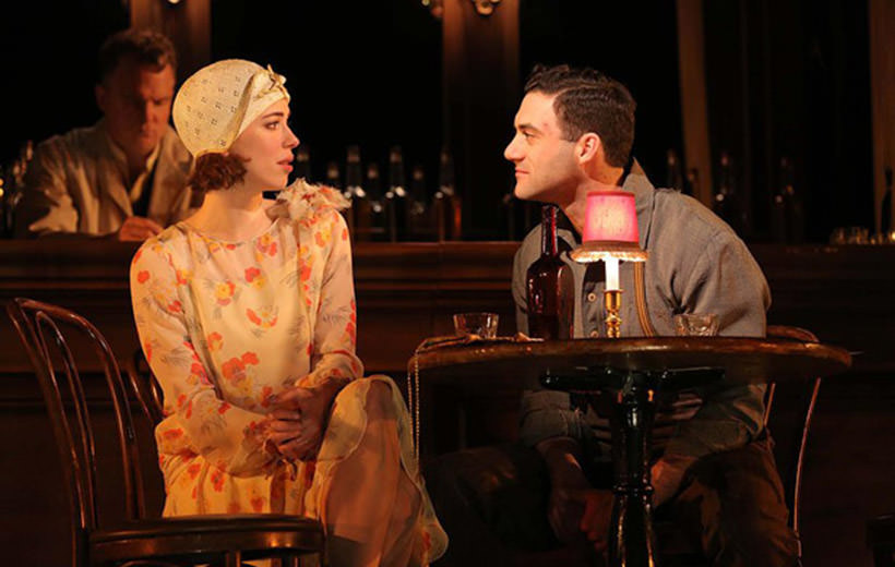 Machinal , Broadway - 2014