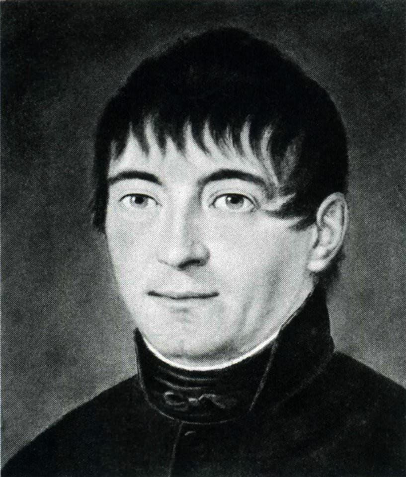 German writer Heinrich von Kleist