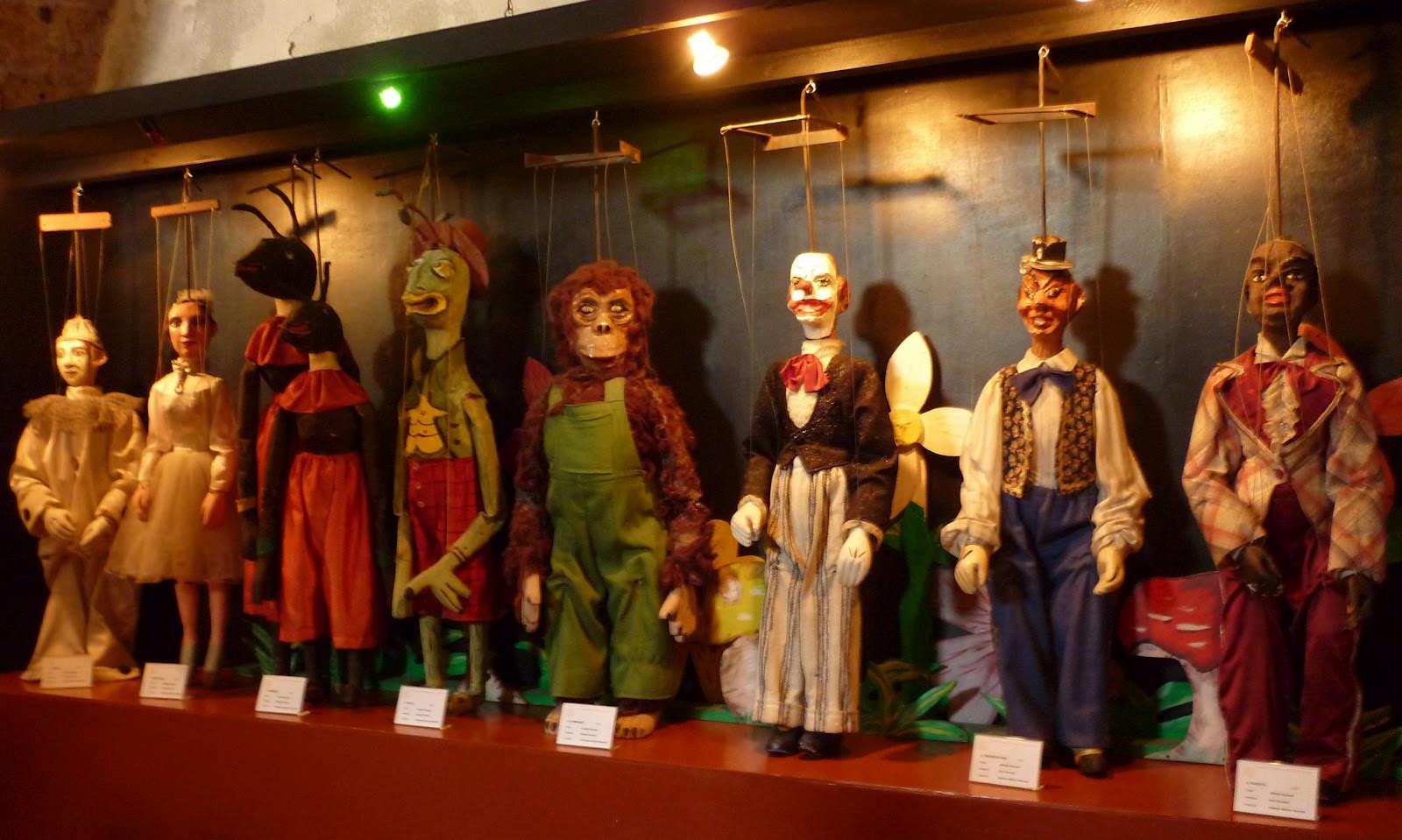 pupet museum