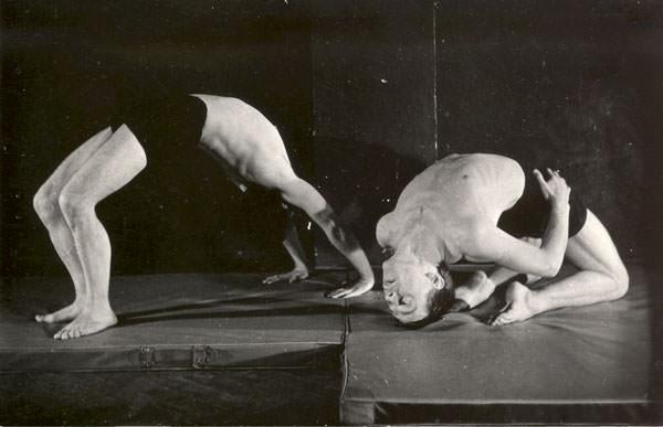 Grotowski Training Methods