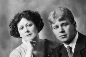 Yesenin and Isidora
