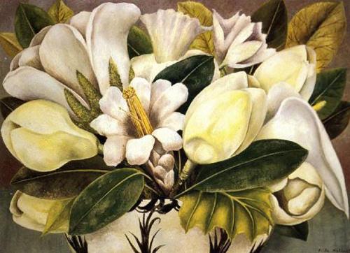 frida-kahlo-magnolias