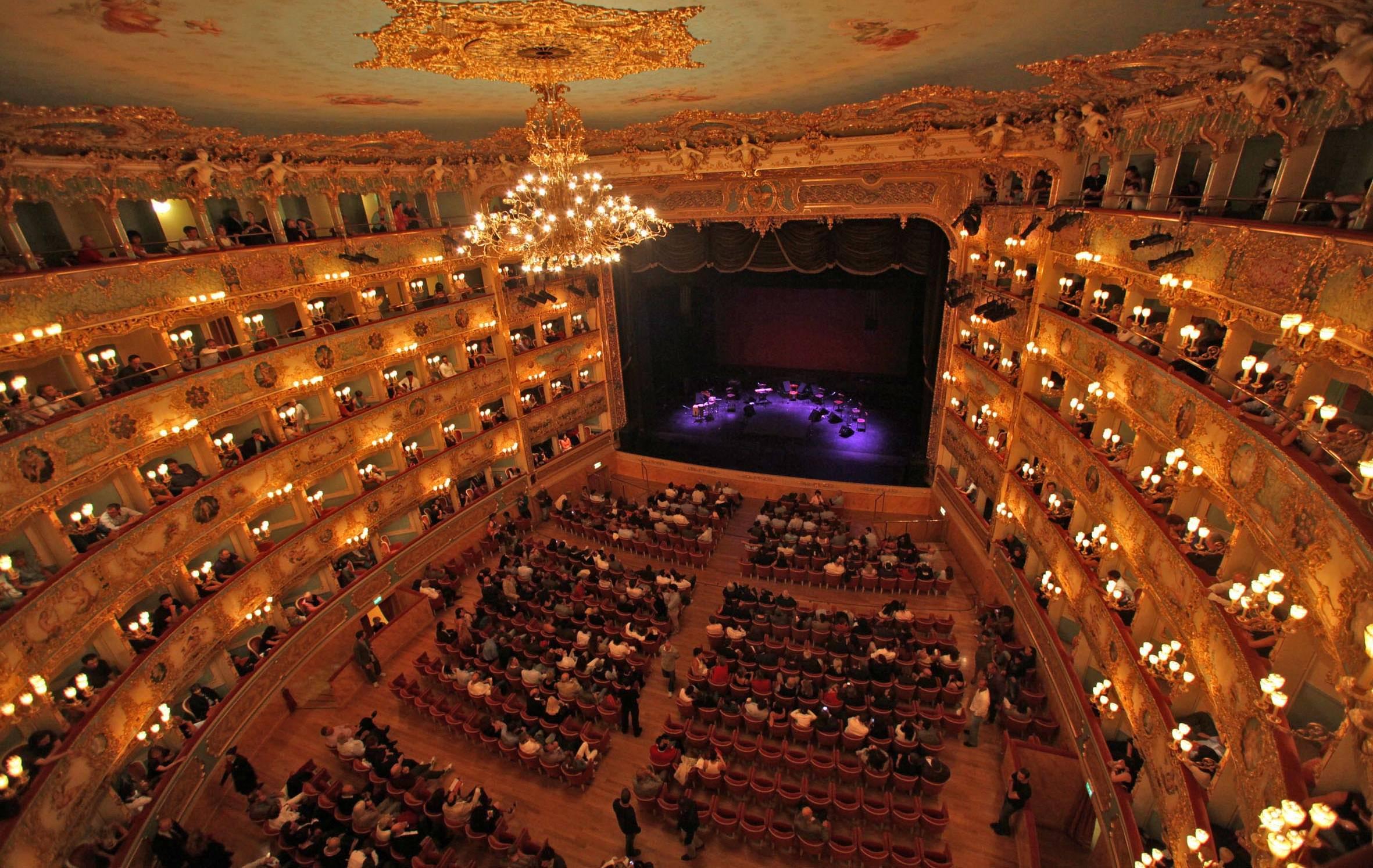 5 Teatro la Fenice