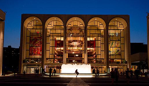 7 The Metropolitan Opera House out