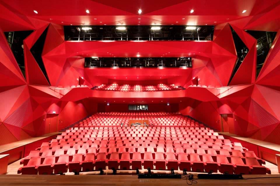 Agora Theatre in