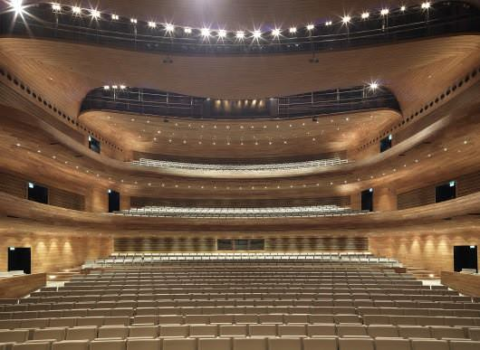 Bahrain National Theatre in