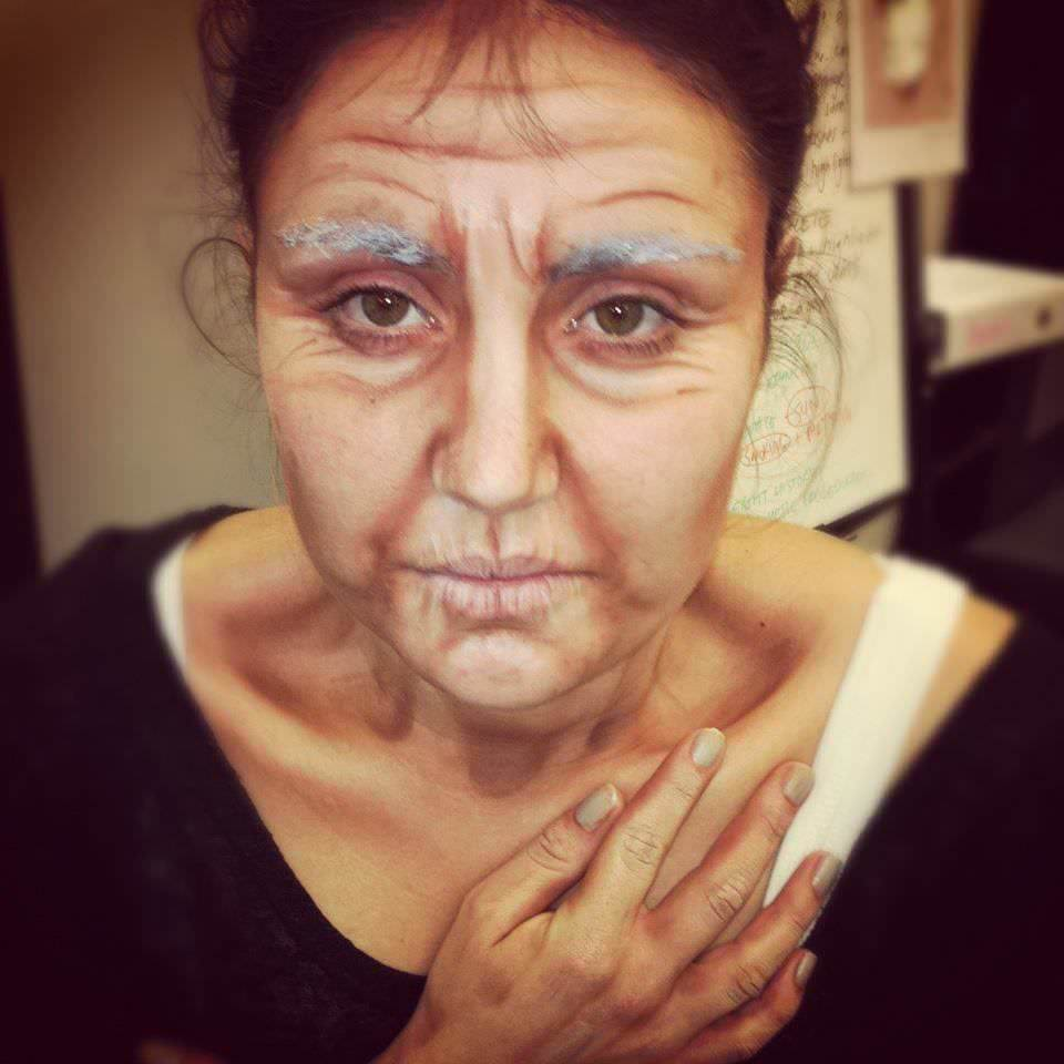 The Theatrial Make Up Artists World