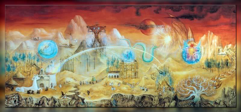 El Mundo Magico Mayas