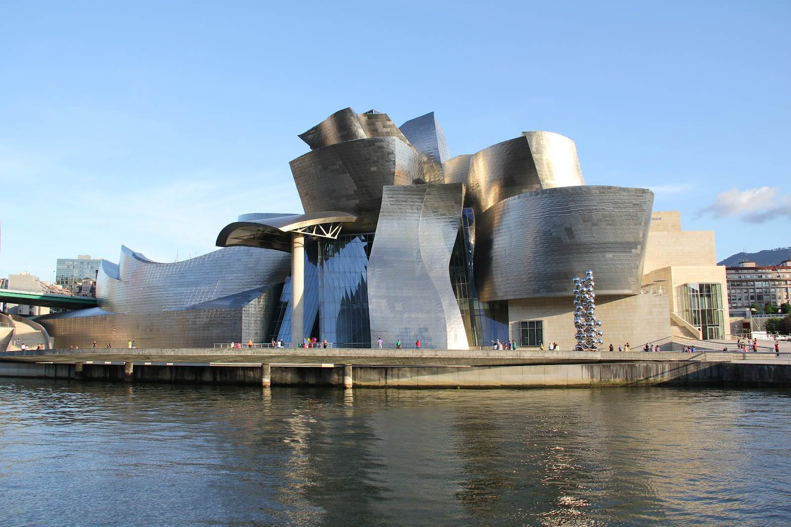 guggenheim museum bilbao 7 contemporary museums world of theatre and 11429