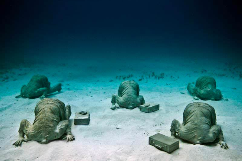 underwater sculptures 5