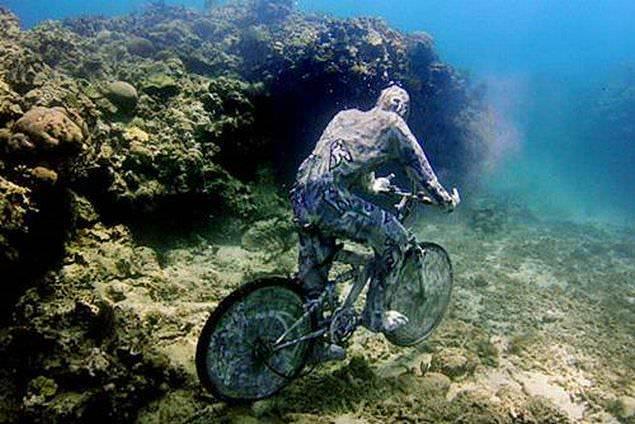 underwater sculptures 9