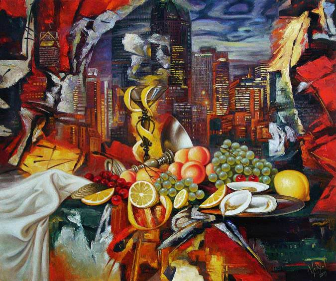 Still alive by Yury Fomichev