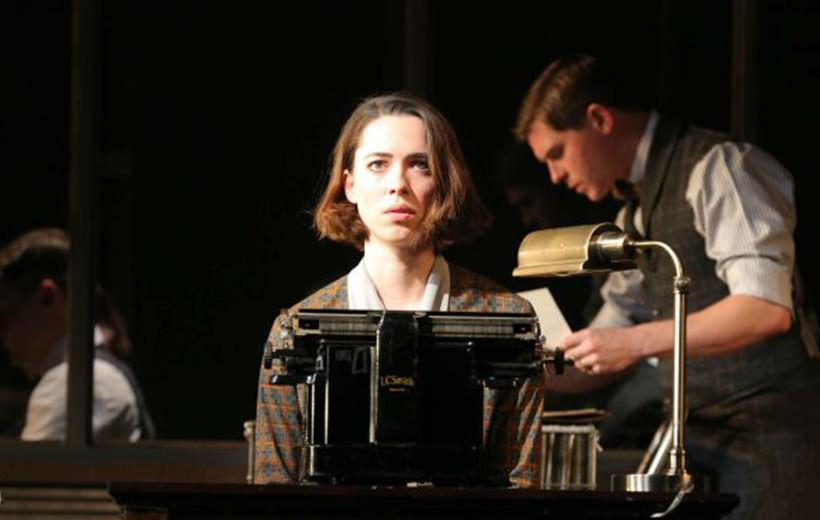Machinal , Broadway - 2014